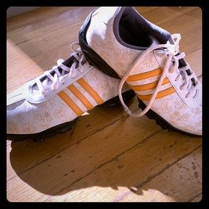 Adidas Golf worn once golf shoe